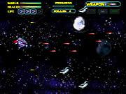 Play Burning galaxy Game