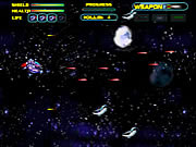 Burning Galaxy game