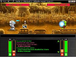 Battle Mechs game