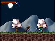 The Lone Ninja game