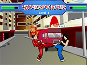 Super Fighter game