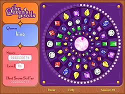 The Queen's Jewel game