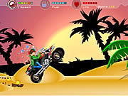 Rockfury ATV Racing game