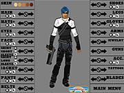 Play Action hero creator Game