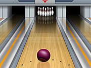 بازی فلش دونفره Bowling game