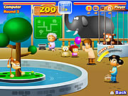 Play Funny zoo Game