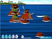 Columbus Pirate game