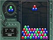 Ocean Bubble game