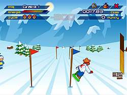 Snowboard Master game