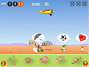 Play Koala brothers outback air mail Game