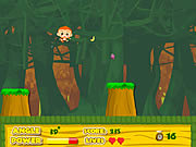 Play Monkey jump Game