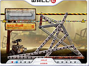 Play Wall e trash tower Game