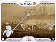 Play Wall e scrap shoot Game