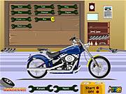 Play Pimp my bike Game