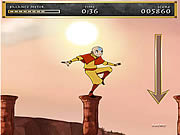 Play Avatar the last air bender aang on Game