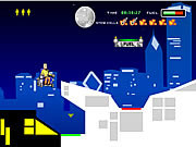 Christopher Reeve Lander game