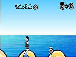 juego Shark Attack Game