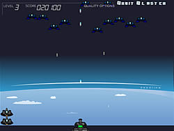 Orbit Blaster game