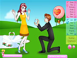 Romantic Proposal game