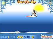 Play Surfs up Game