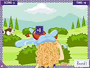 juego Holly Hobbie: Water Balloon Blast