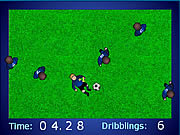 Flash Dribbler game