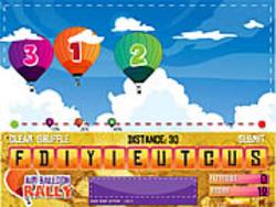 Air Balloon Rally game