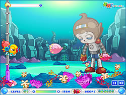 Ocean Hunter game