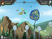 Play Spore attack Game