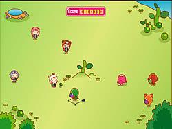 Puppyred Ball War game