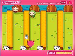 Puppyred Farm War game