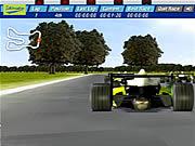Ultimate Formula Racing game