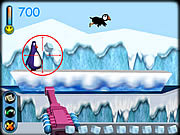 Play Penguin arcade Game