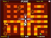 AXE Les Adventures de Jaxe & Blaster game