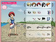 Play Trendy couple summer Game