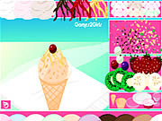 juego Decorate Ice Cream