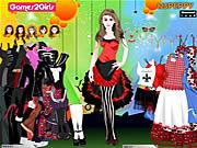 jeu Doris Punk Girl Dressup