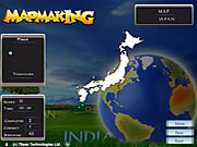 Map Making game