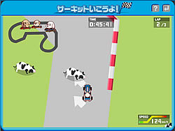 Tobby Race Car game