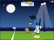 Panda Baseball game