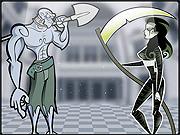 Watch free cartoon Xombie Chapter 5 - The Exibit Reel 1