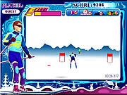 Snowboard Sprint game