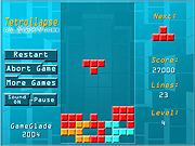 Jogar jogo grátis Tetrollapse