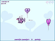 Play Squirrel family pink panic Game