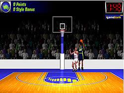 Basketball Challenge game