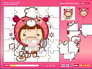 jeu Puppyred Puzzle