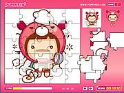 juego Puppyred Puzzle