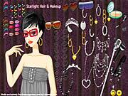 Jogar jogo grátis Starlight Hair & Makeup