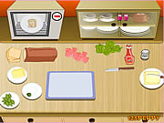 Play How to make a bread pizza Game