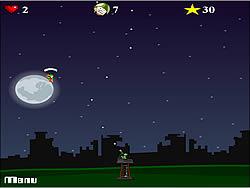 Defender Game game